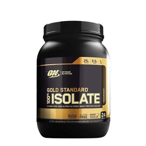 100% GOLD STANDARD ISOLATE 1.58 LIBRAS - OPTIMUM NUTRITION