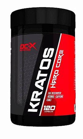 KRATOS HARDCORE 120 CAPSULAS - DCX-NUTRITION