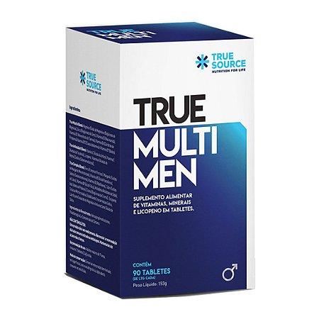 TRUE MULTI-MEN 90 TABLETS - TRUE SOURCE