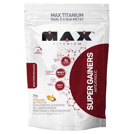 SUPER GAINERS (3KG) - MAX TITANIUM