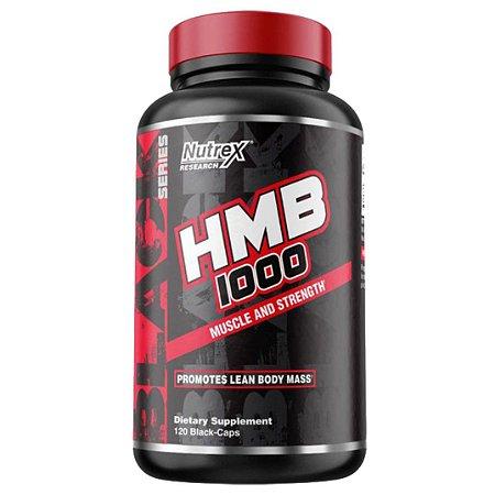 HMB 1000 120 CÁPSULAS - NUTREX