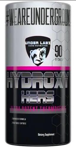 HYDROXY HERS 90 CÁPSULAS - UNDER LABZ