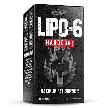 LIPO-6-HARDCORE-(60CAPSULAS) - NUTREX