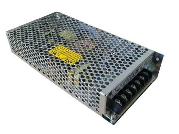 Z - Fonte para Autorama 12v 20 Amp Sem Variador