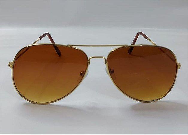 Óculos de Sol Modelo Cass Unissex