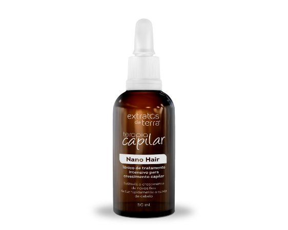 TERAPIA CAPILAR TÔNICO NANO HAIR 50 ML