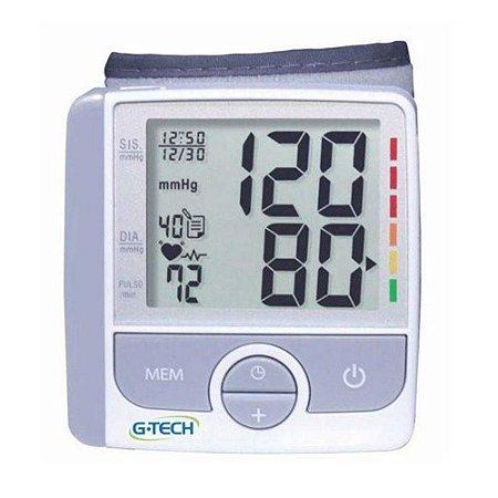 Aparelho De Pressão Digital Automático De Pulso GP300 G-Tech