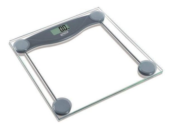 Balança Digital GLASS 10 Capacidade 150kg G-TECH