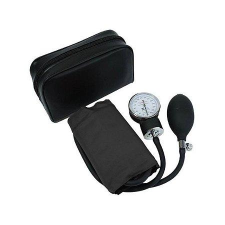 Esfigmomanômetro Aparelho De Pressão Adulto Preto