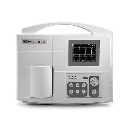Eletrocardiógrafo SE-300B 3 Canais ECG
