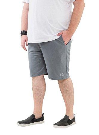 Bermuda com Bolso Masculina Plus Size bma9