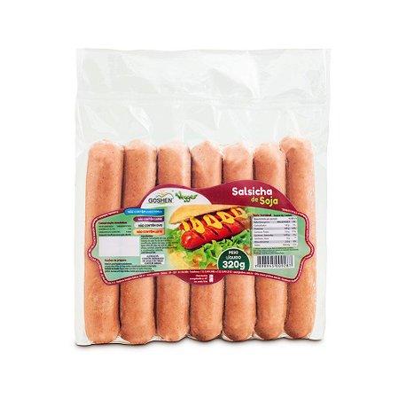 Salsicha de soja vegana 320g