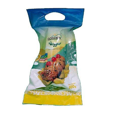 Presunto de soja defumado vegano 900g