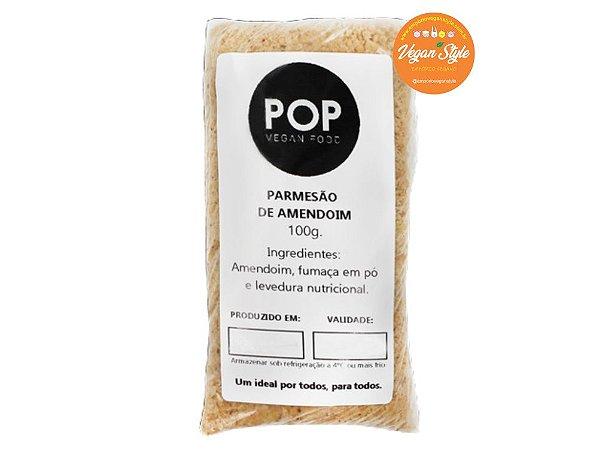 Parmesão de Amendoim 100g