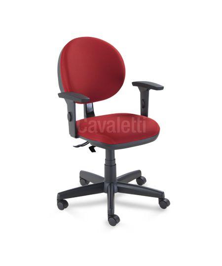 Cadeira Executivo Giratória Stilo Cavaletti