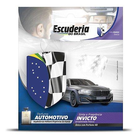 PERFUME AUTOMOTIVO ESCUDERIA DO BRASIL - INVICTO