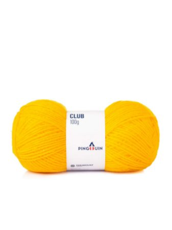 Lã Club 100grs  cor 0204 Ipe Pingouin