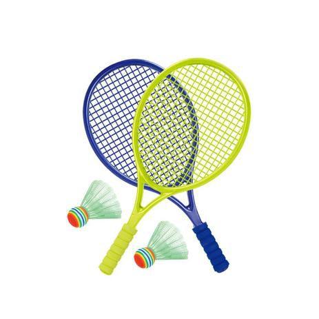Jogo de Raquetes com Peteca DMT5918 Dm Toys