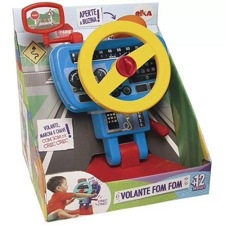 Volante Infantil Fom Fom 1181 Elka