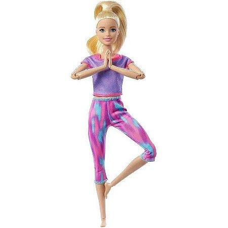 Barbie Articulada FTG80 Mattel