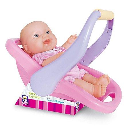 Boneca Bebê Conforto 1848 - Cotiplás