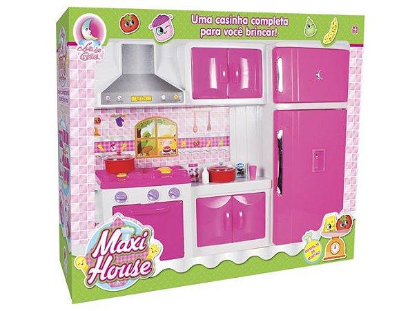 Maxi House Fogão 701 Lua de Cristal