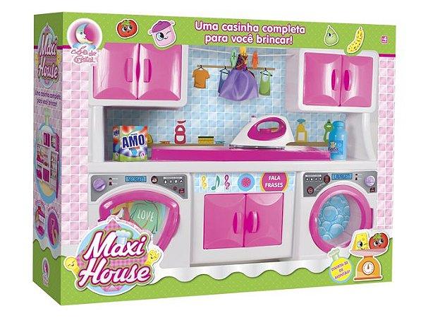 Maxi House Lavanderia 702 Lua de Cristal