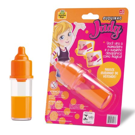 Mamadeira Mágica Suquinho 453 Samba Toys