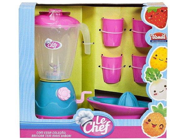 Kit Liquidificador Le Chef 311 Usual