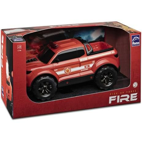 Pick-Up Force Fire 992 Roma
