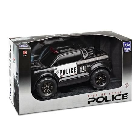 Pick Up Force Police 991 Roma