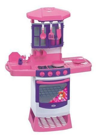 Cozinha Infantil Mágica 8000P Macig Toys