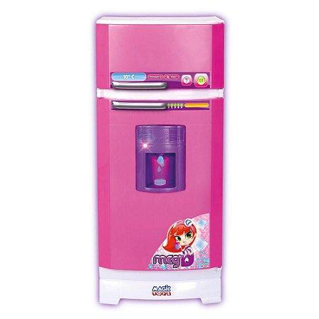 Geladeira Infantil Mágica Super 8052P Magic Toys