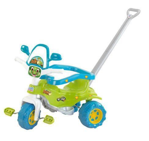 Triciclo Tico-Tico Dino Verde 2802 Magic Toys