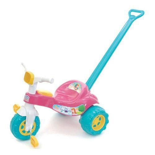 Triciclo Tico-Tico Princesa 2232 Magic Toys