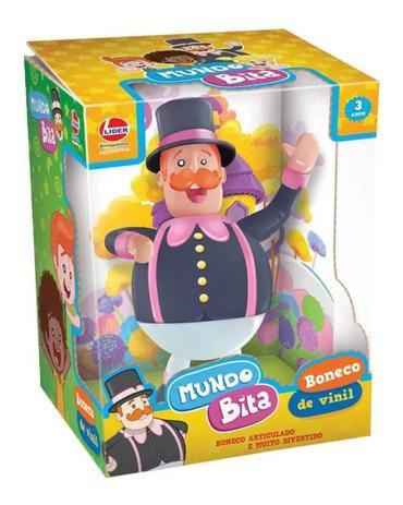 Boneco Vinil Bita 2715 - Lider