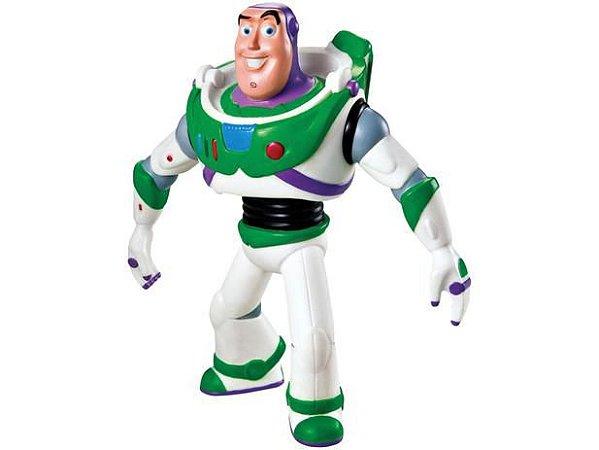 Boneco Vinil Buzz Toy Story 2589 Lider