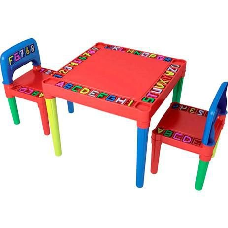 Mesa e cadeira Educativa 3827 Tritec
