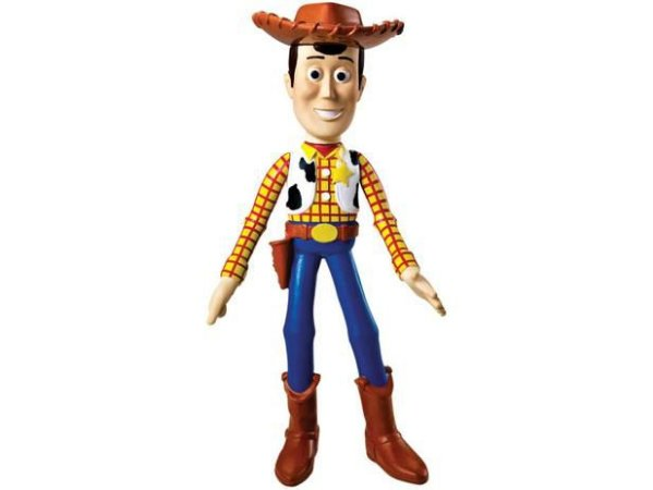 Boneco Vinil Woody Toy Story 2588 - Lider
