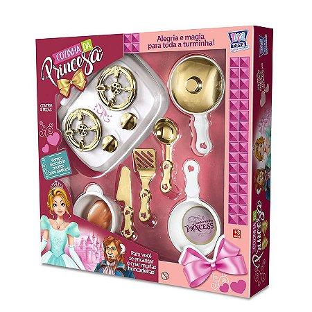 Cozinha da Princesa 7866 Zuca Toys