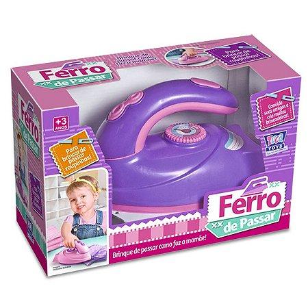 Ferro de Passar 7662 Zuca Toys