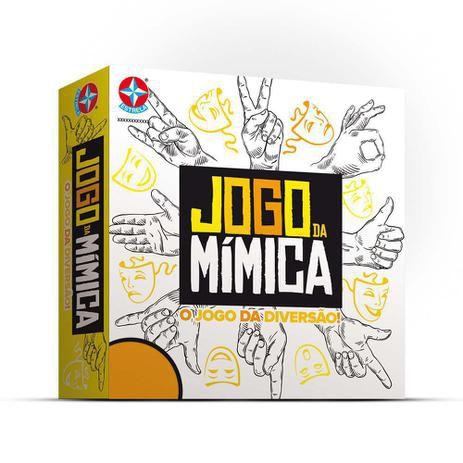 Jogo da Mímica 51990 Estrela