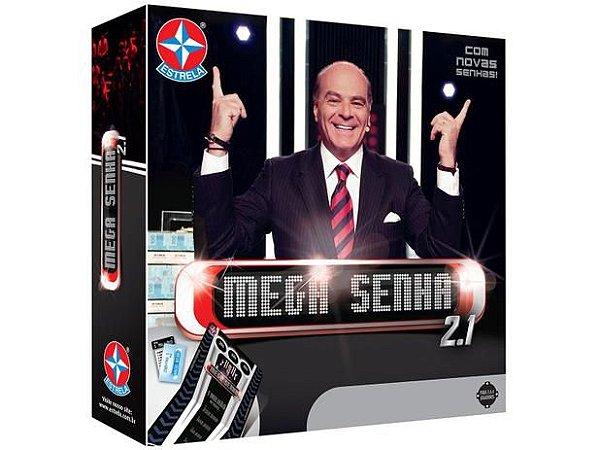 Jogo Mega Senha 0145 Estrela
