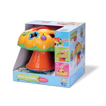 Cogumelo Diver For Baby 697 - Divertoys