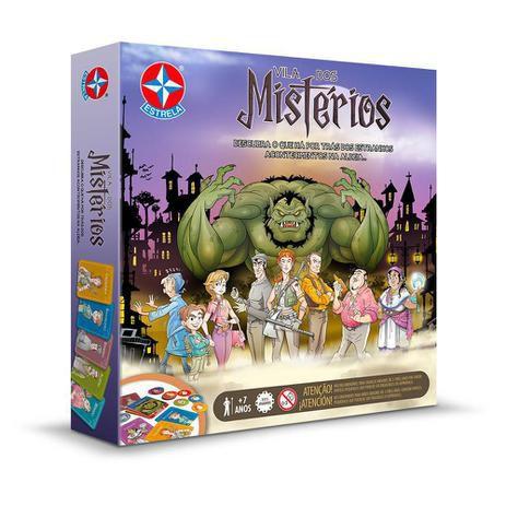 Jogo Vila dos Mistérios 0154 Estrela