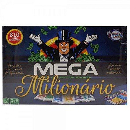 Jogo Mega Milionário 12151 Toia