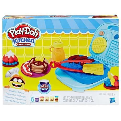Massa de Modelar Play-Doh Café da Manhã B9739 - Hasbro