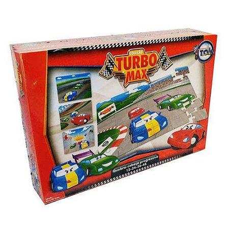 Quebra Cabeça Turbo Max 12099 Toia