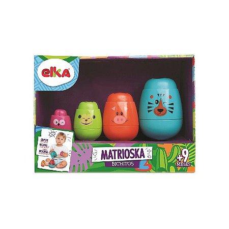 Matrioska Bichitos 1148 Elka