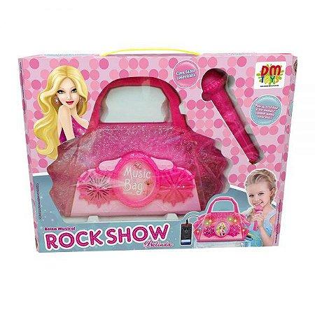 Bolsa Musical Rock Show Belinda DMT5899 DM Toys